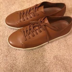 Men's Michael Kors Leather Sneakers!!